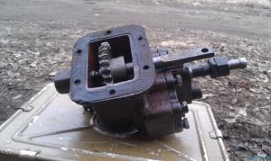 Насос и КОМ ГАЗ-93