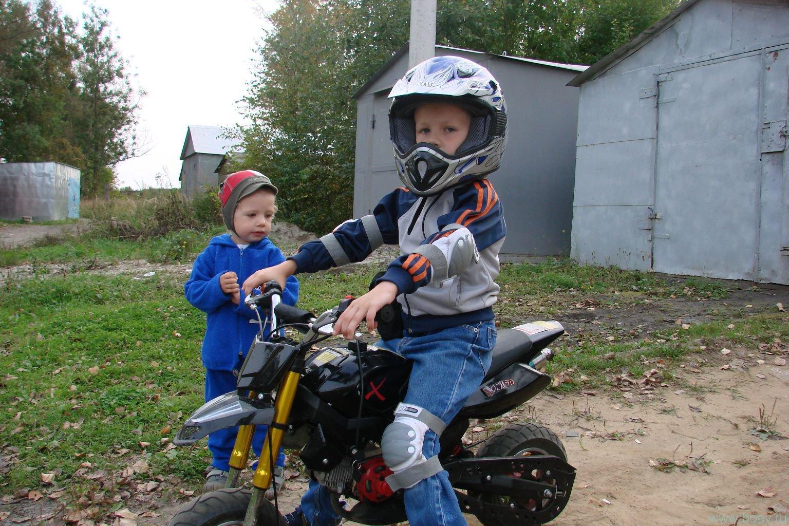 Детский мотоцикл / Поиск по тегам / БайкПост