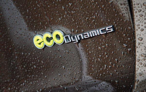 ECO Dynamics — специальная программа KIA по экономии топлива и снижению выбросов углекислого газа в атмосферу. В Carens она уже учтена